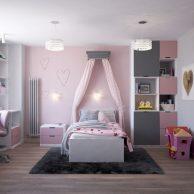 Pokój małej dziewczynki - sprawdź, czego nie może w nim zabraknąć
