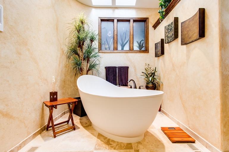 Oświetlenie łazienki – stwórz przestrzeń niczym salon SPA