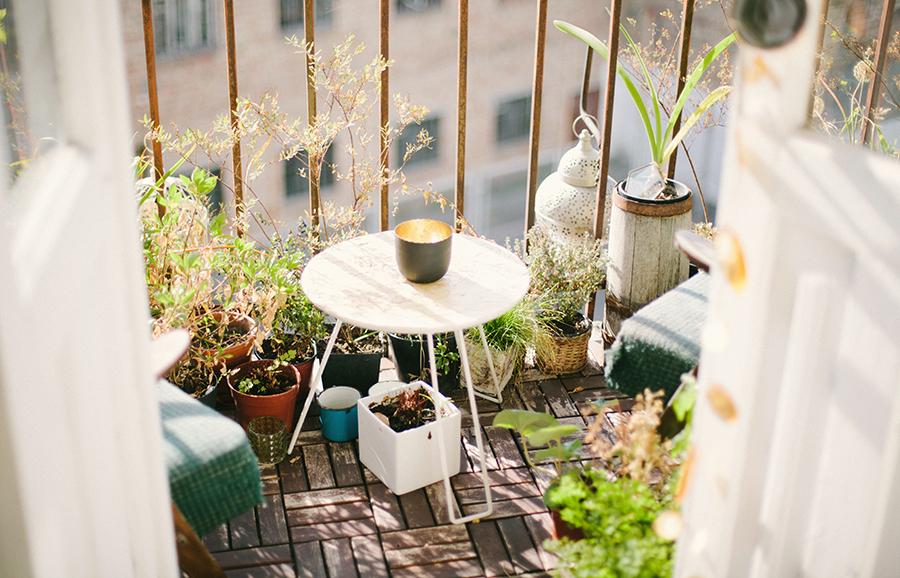 Modny balkon – co jest nam potrzebne?